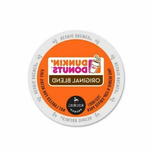 Dunkin Coffee, K-Cups, 24 Count FREE