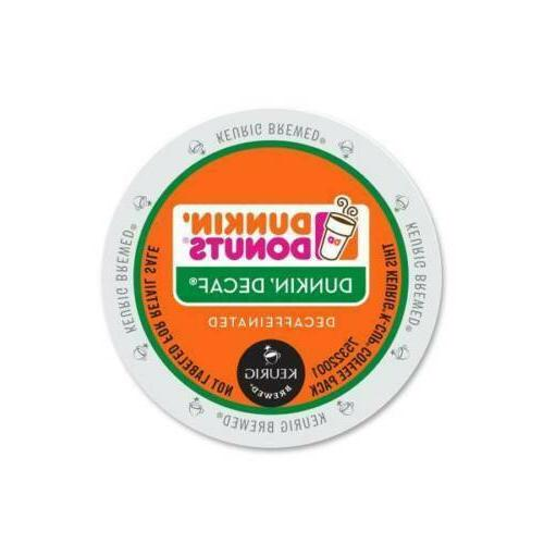 Dunkin Coffee, K-Cups, 24 Count FREE SHIPPING!!!