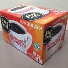 Dunkin Donuts K-cups Dark Roast - 144 K-cups - 12 Boxes of 1