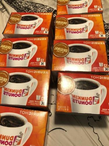 DUNKIN DONUTS K-Cups Roast