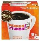 dunkin donuts original blend k cups medium
