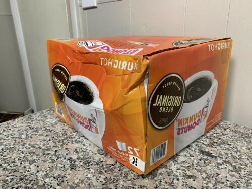 Dunkin Roast K-Cups new