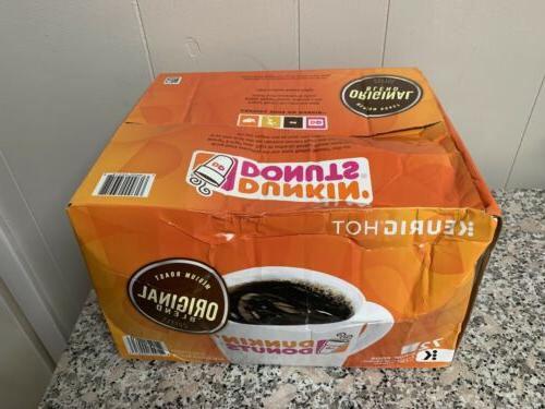 Dunkin Donuts Medium Roast new