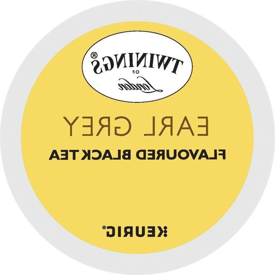 Twinings Earl Grey Tea 24 to 144 Count Keurig K cups Pick An