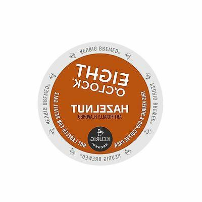 Eight O'Clock Hazelnut Coffee Keurig K-Cups 96-Count
