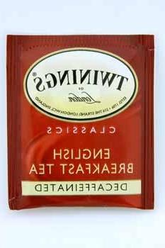 TWINNGS Decaf English Breakfast Tea 20 BAG
