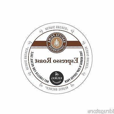 espresso roast coffee keurig k cups 18