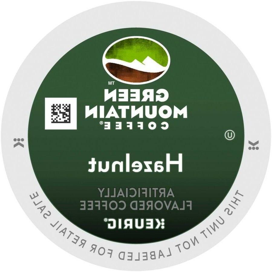 Green Mountain Hazelnut Coffee 24 to Keurig K Pick Any