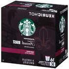 Starbucks French Roast Blend Dark Coffee 128 ct K-Cups Keuri