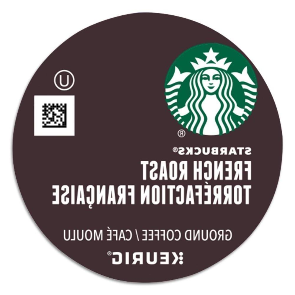 Starbucks 16 Keurig K cups Any