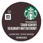 Starbucks French Roast Coffee 24 to 96 Keurig K cups Pick An