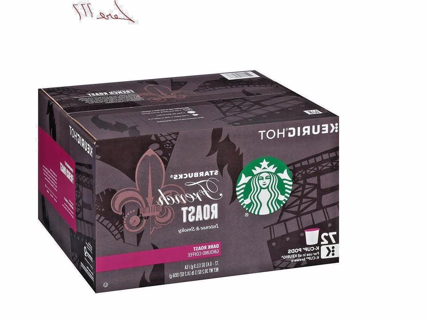Starbucks French Roast Coffee