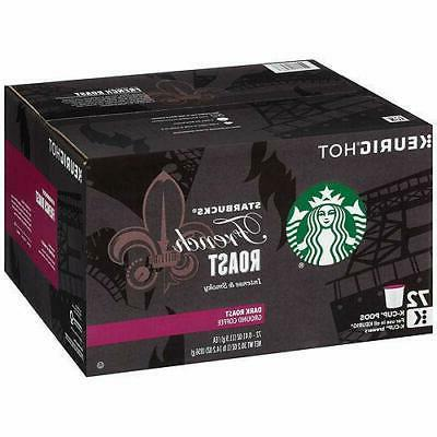 Starbucks K Cups Roast Coffee 144 Count July
