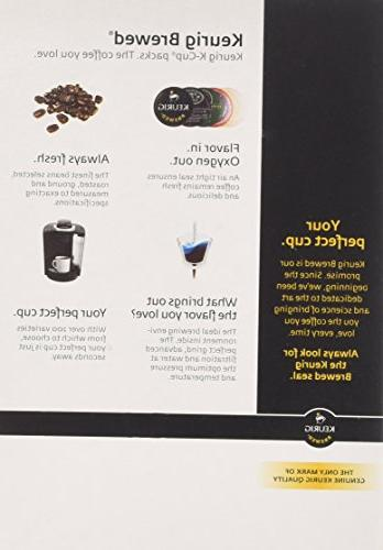 Green French k-cups for Keurig 48 count