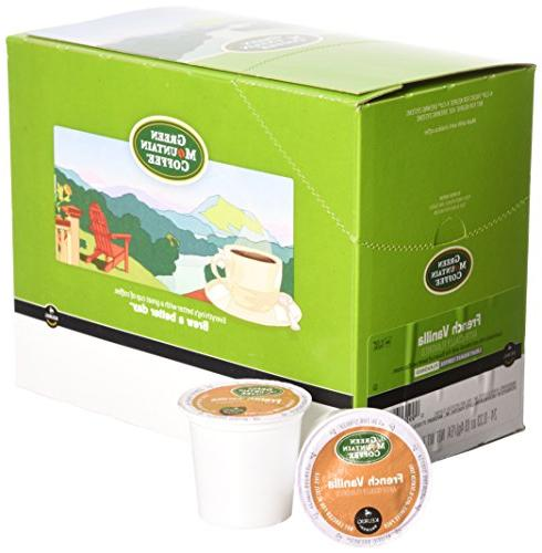 Green Mountain French k-cups 48