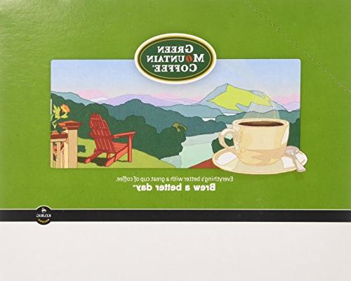 Green French k-cups Keurig 48
