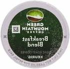 Green Mountain Breakfast Blend Coffee K-Cups 96 count for Ke