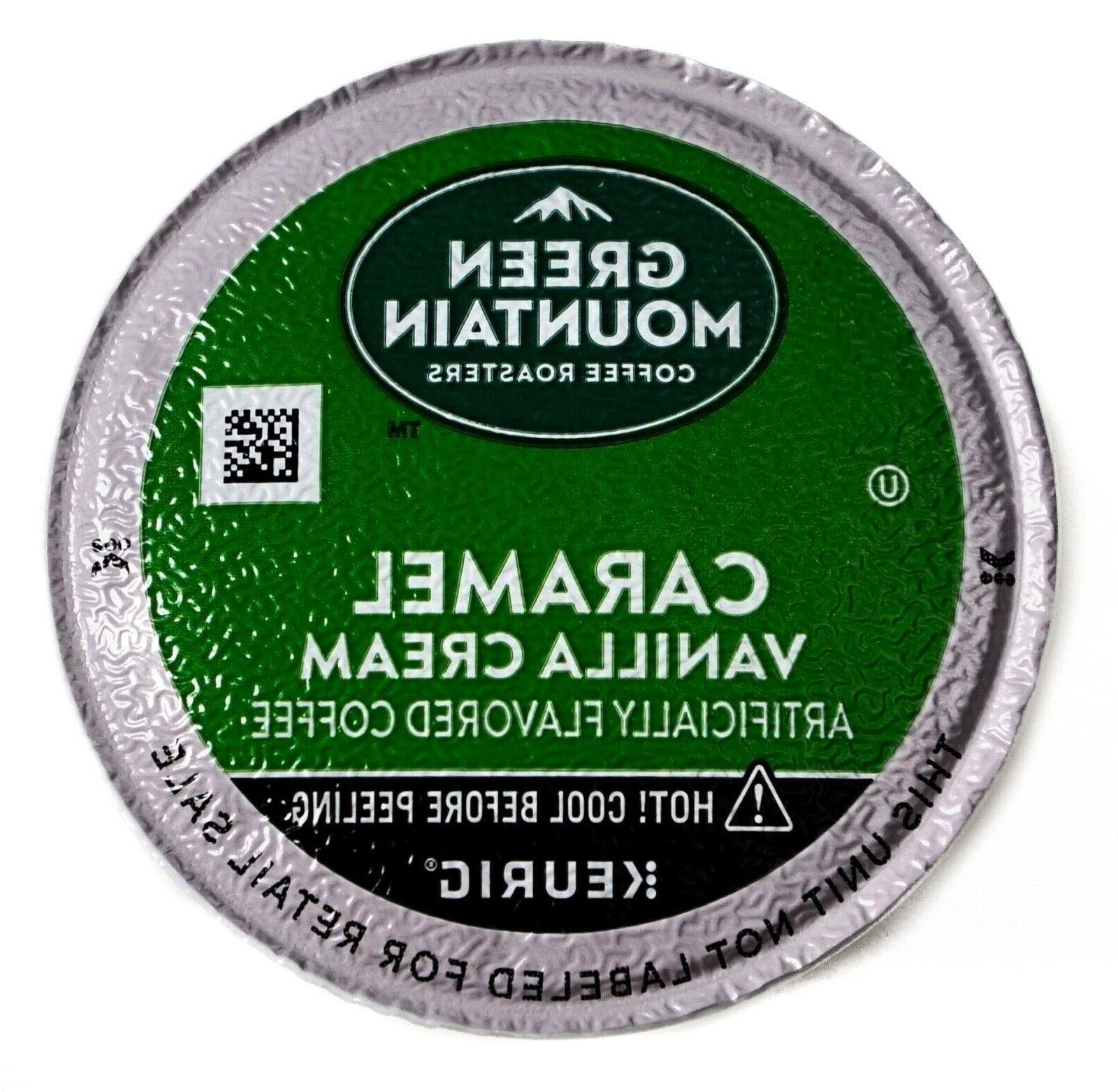Green Mountain Cream 100% Keurig K-Cup Pods