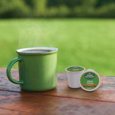 Green Mountain Coffee Magic Decaf, K-Cup Pod, Roast, Count