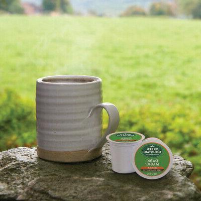 Green Coffee Magic K-Cup Pod, Roast, Count