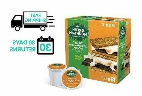 green mountain coffee toasted marshmallow