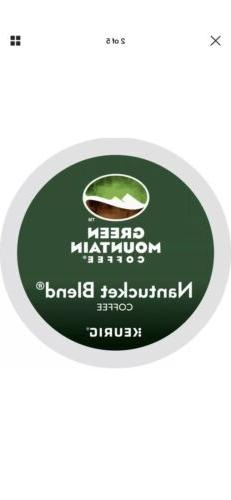 Green Mountain Nantucket Blend Coffee K-Cups 192 count for K