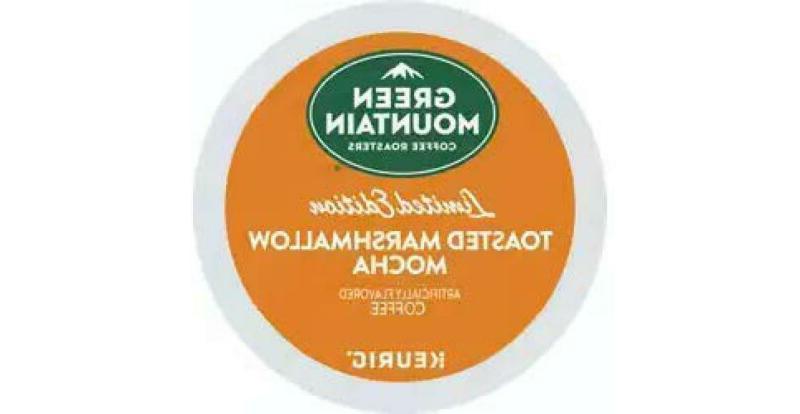 Green Mountain Mocha Seasonal Selections For