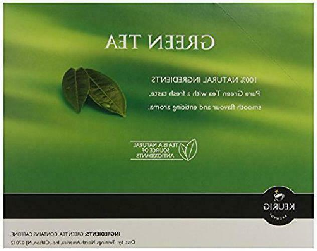Twinings Green Tea Single Serve Capsules For K-Cup