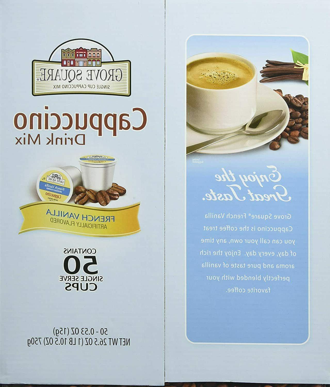 Grove Square Vanilla Serve K-cups - 50