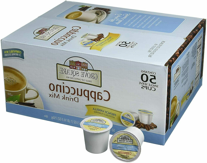 Grove Square French Vanilla Serve Keurig K-cups