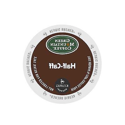 Green Mountain Coffee Half-Caff Coffee Keurig K-Cups 24-Coun