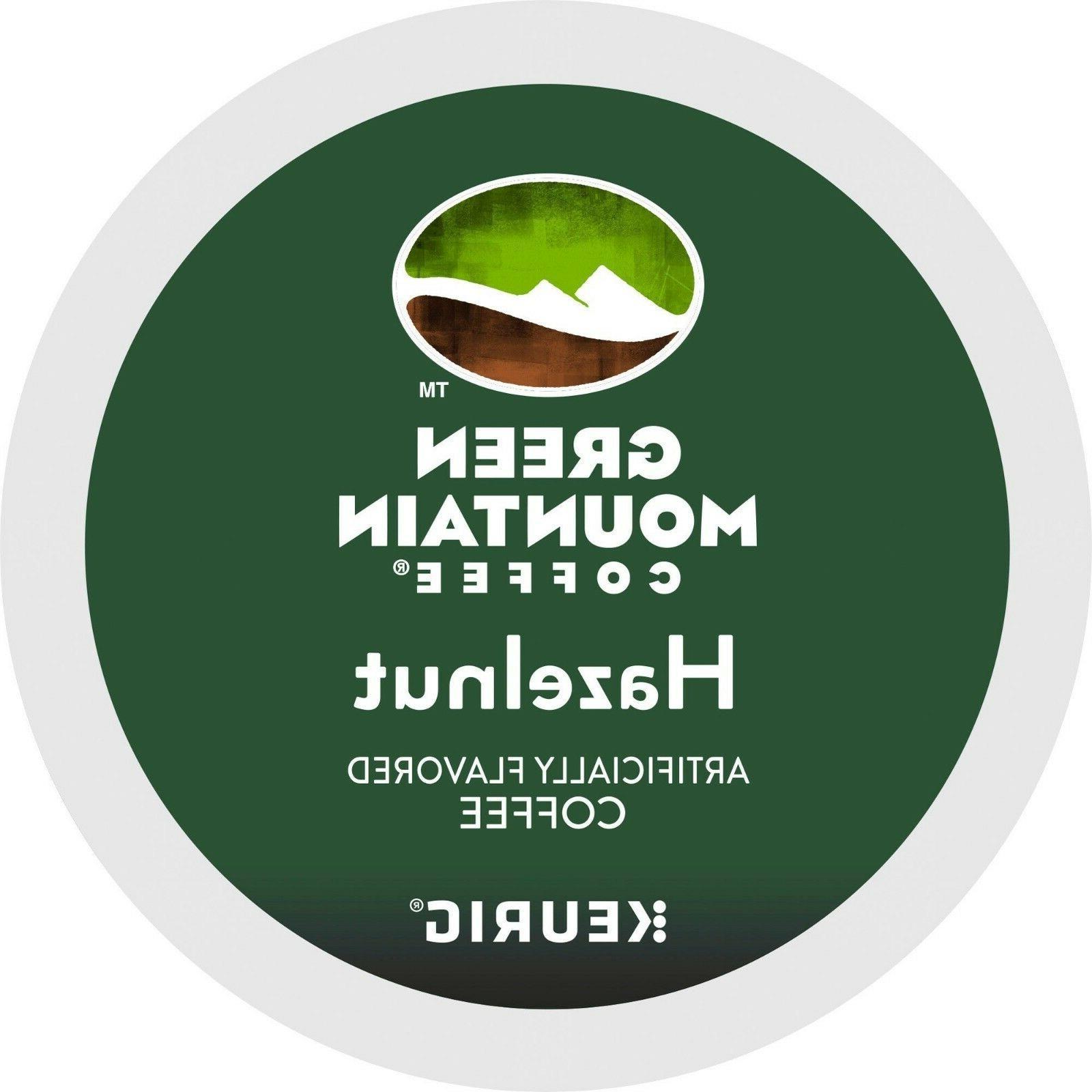 Green Hazelnut 24 Keurig cups Pick Any Size