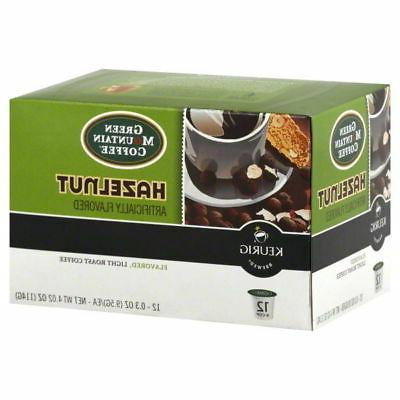 Green Mountain Coffee Hazelnut Keurig K-Cups