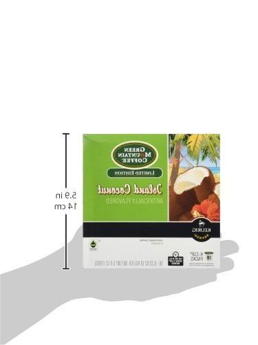 Green Coffee Island Coconut