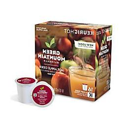 Green Mountain Coffee 16-pc. K-Cup Coffees & Teas K-Cup Hot