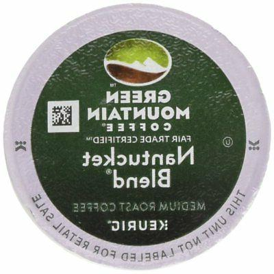 Green Mountain Coffee K-Cups, Nantucket Blend K-Cup Portion