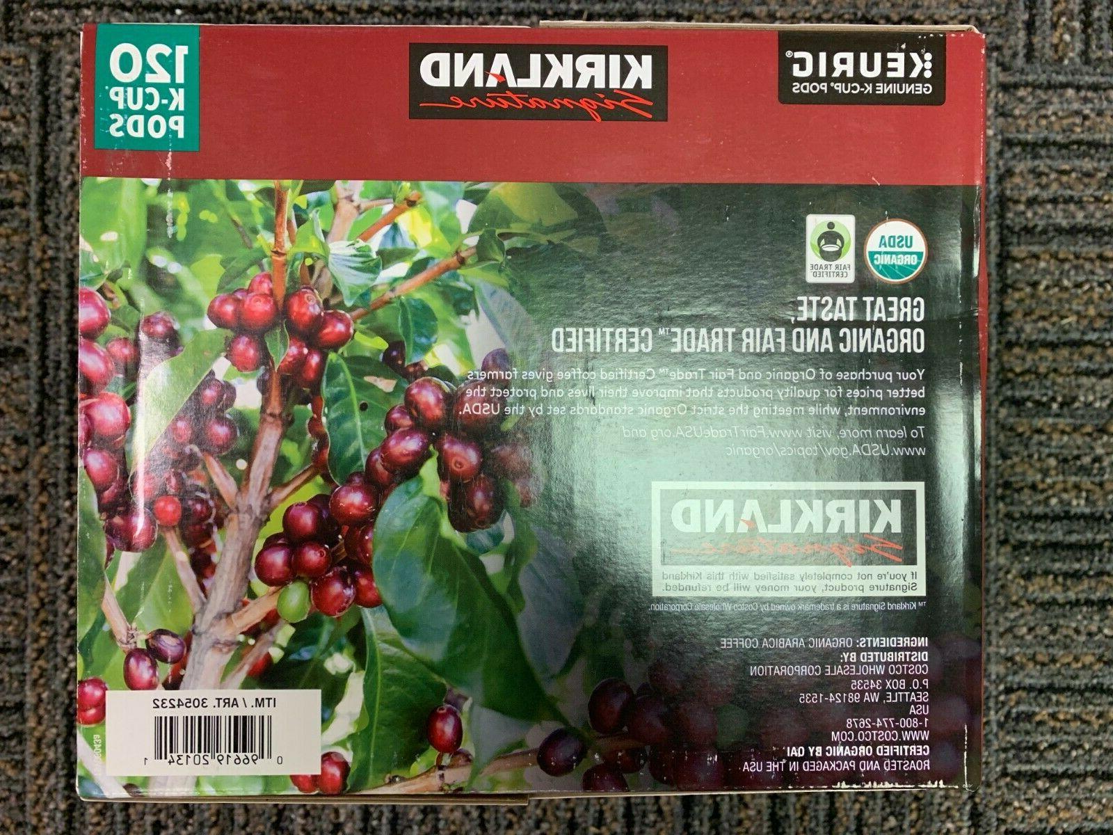 Kirkland Bold Organic