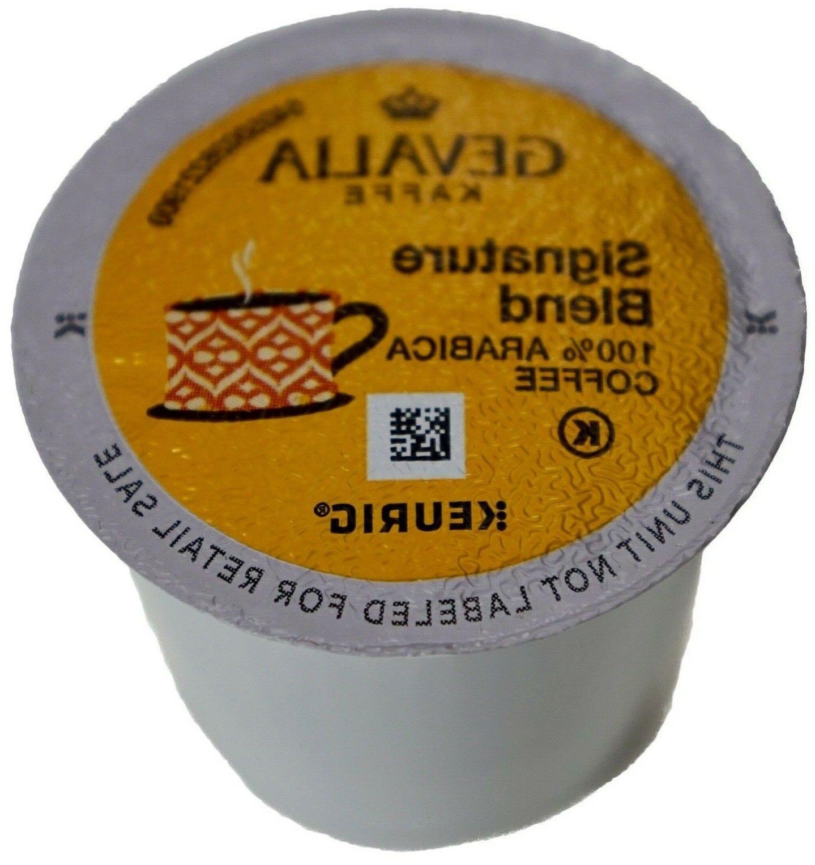 Gevalia Blend Coffee Mild Keurig K-Cup Pods