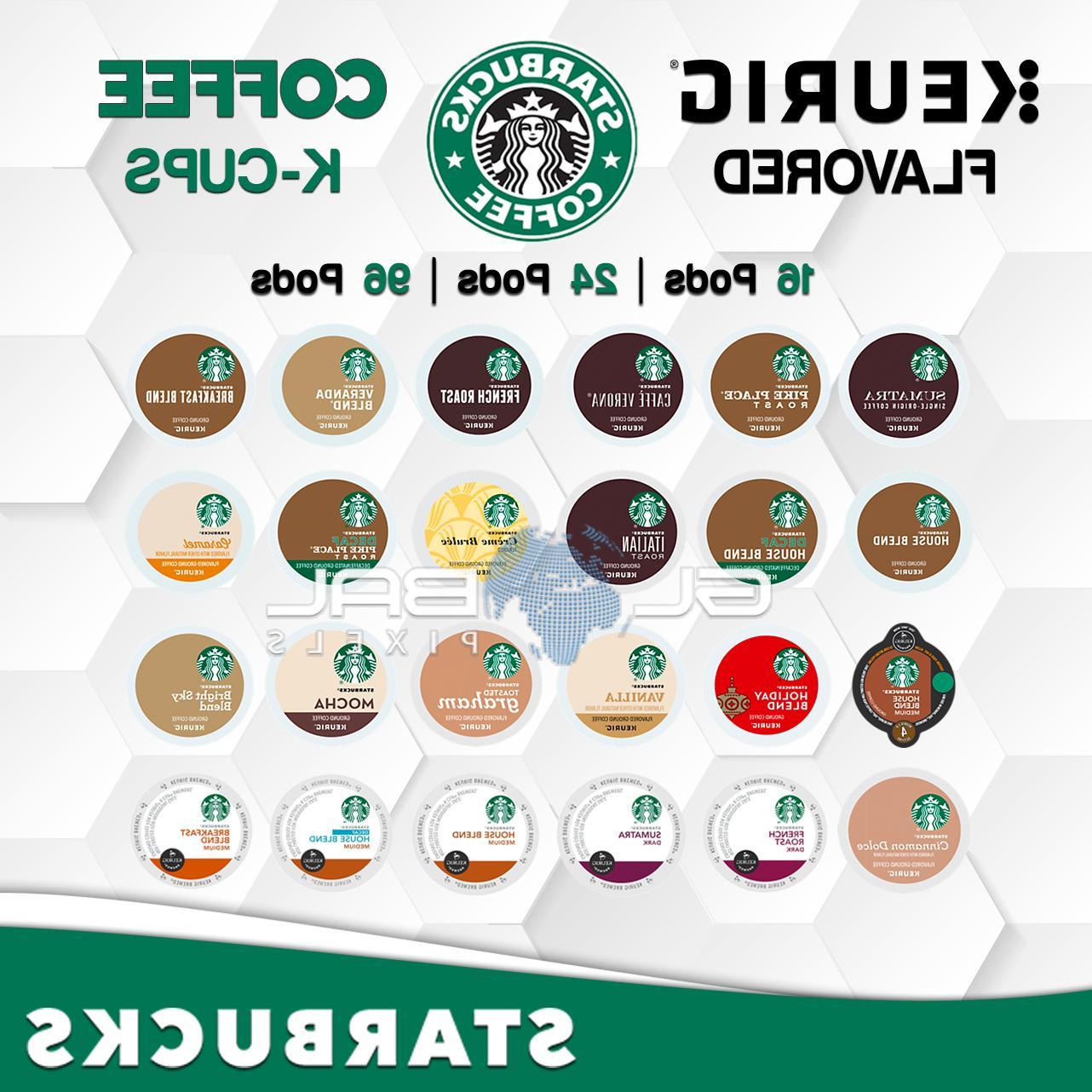 keurig coffee k cups pods 6 16