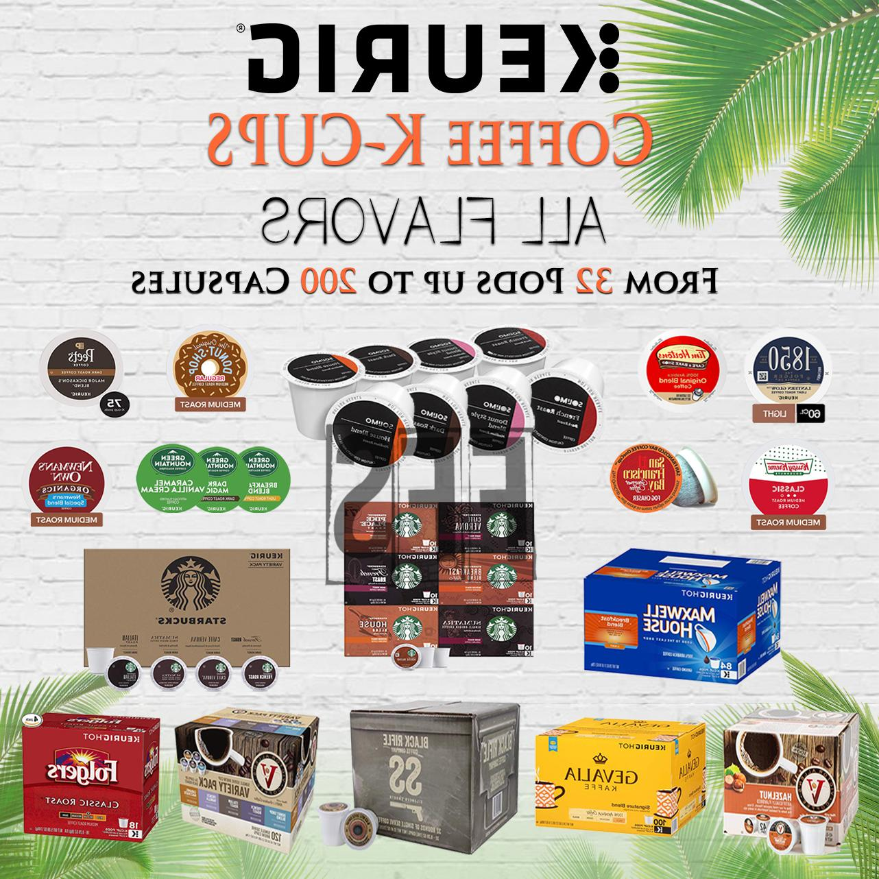keurig coffee kcups k cups lot 32