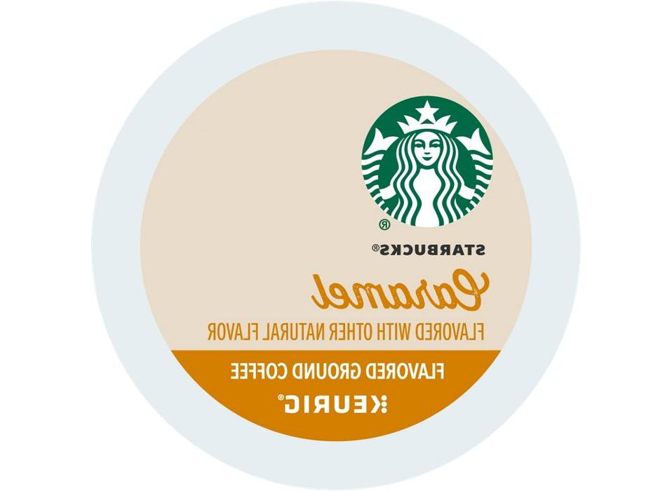 Starbucks Coffee, Keurig 24-96 FLAVOR QUANTITY