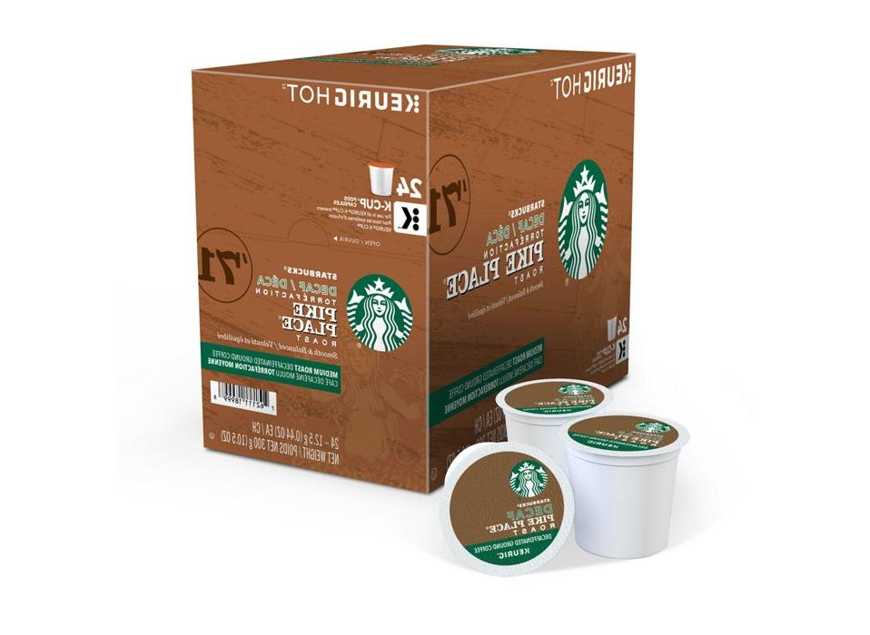 Starbucks Coffee, K-Cups, 24 - ANY FLAVOR