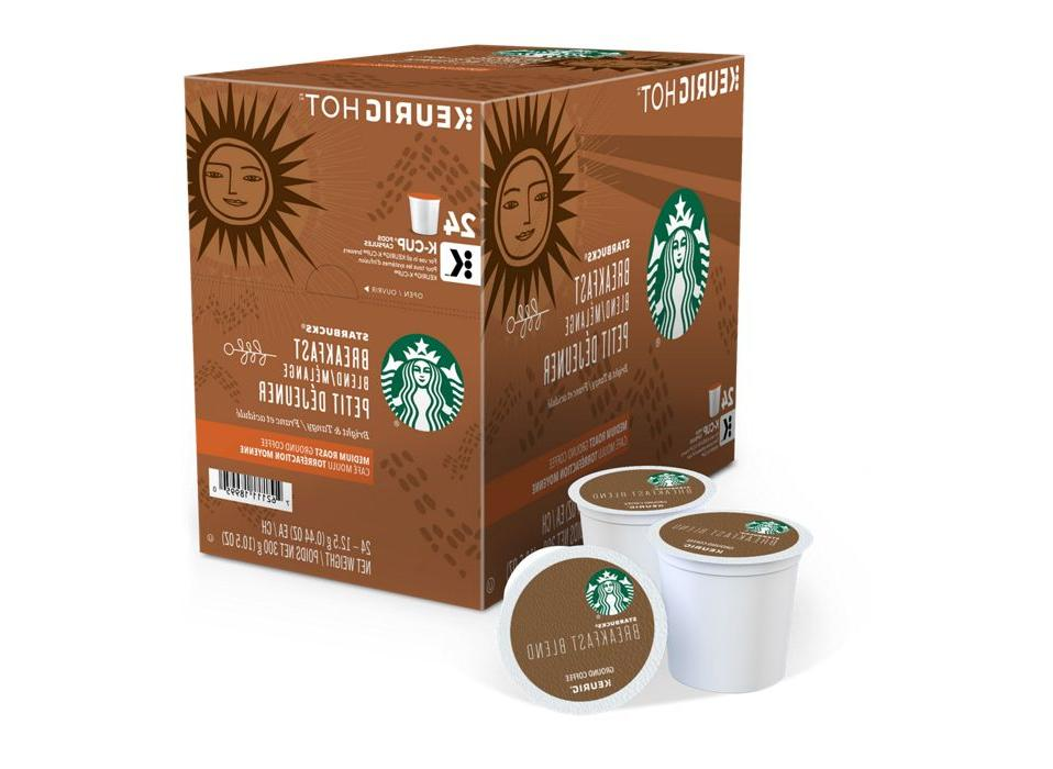 Starbucks Coffee, Keurig 24-96 PICK ANY FLAVOR QUANTITY