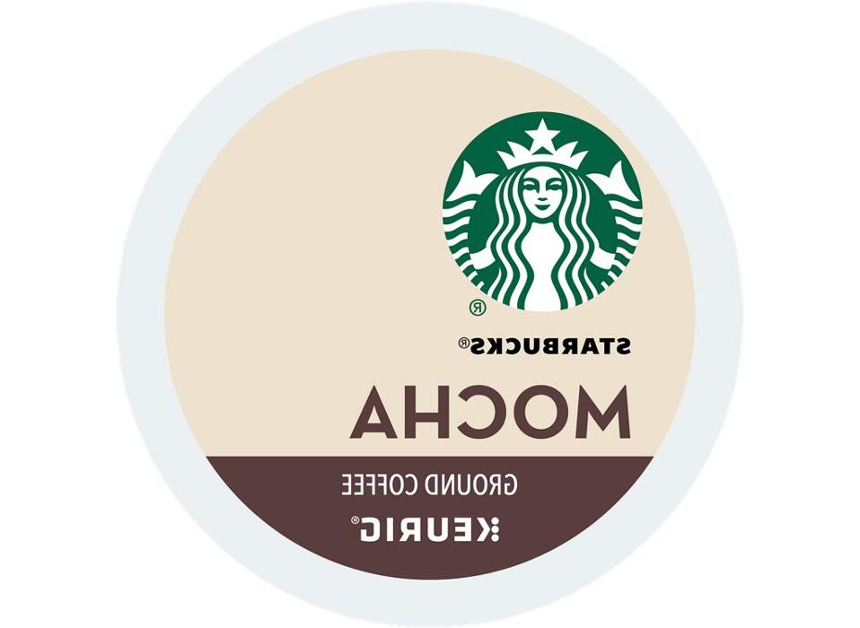 Starbucks 24-96 FLAVOR & QUANTITY