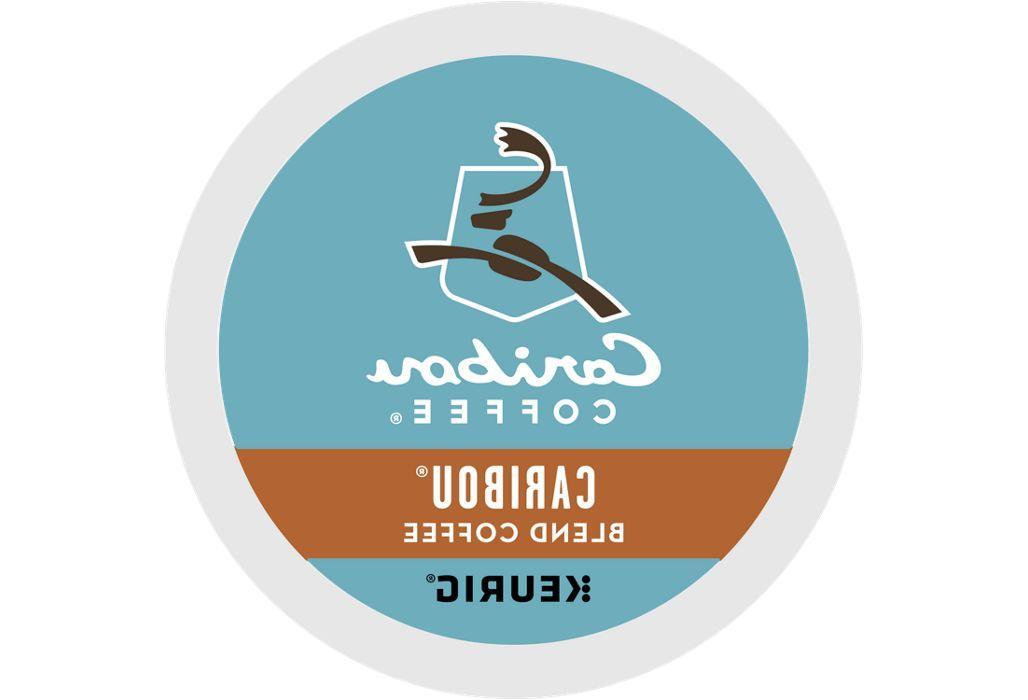 Caribou Keurig K-Cups Coffee, 90 Pods