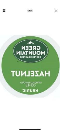 Green Mountain Coffee Keurig K-Cups Hazelnut