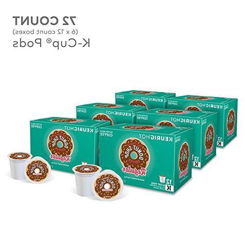 The Donut Keurig Single-Serve K-Cup Regular