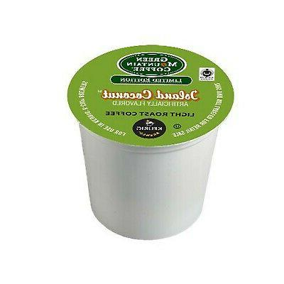 Donut House Collection Light Roast K-Cup for Keurig Brewers,