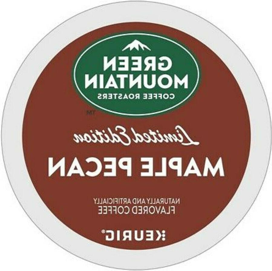maple pecan k cups keurig coffee 12