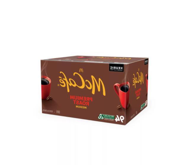 McCafe Premium Roast Coffee Pods
